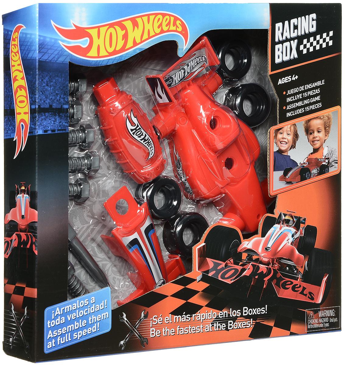 Corpa Игровой набор Юный механик Hot Wheels HW222 hot wheels игровой набор невообразимый гараж купить