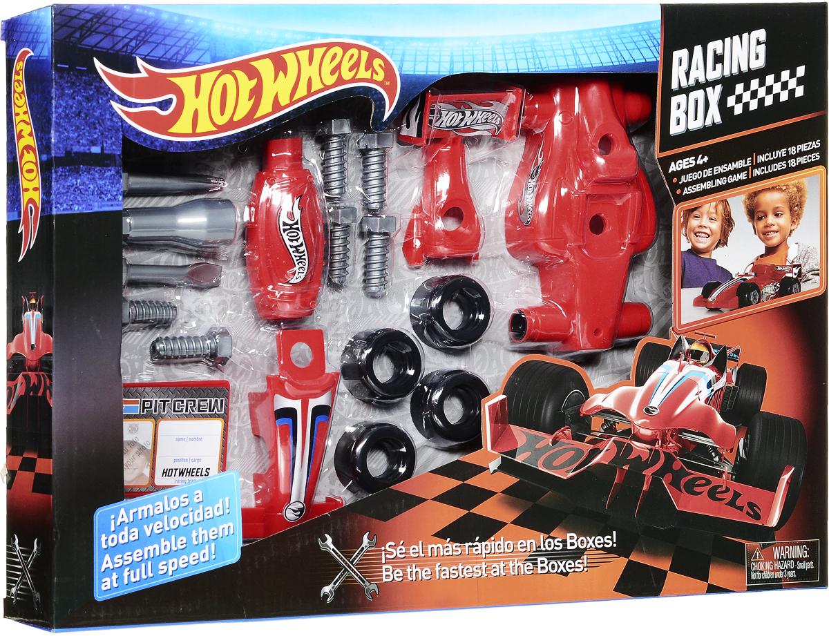 Corpa Игровой набор Юный механик Hot Wheels HW223 hot wheels игровой набор невообразимый гараж купить
