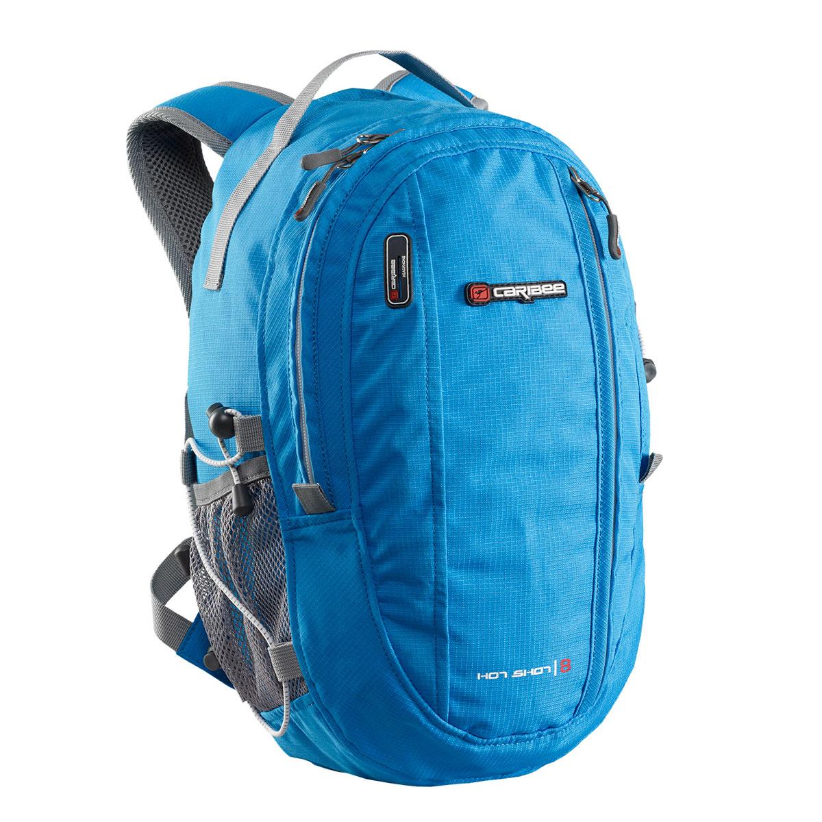 Рюкзак городской Caribee Hot Shot, цвет: синий, 8 л