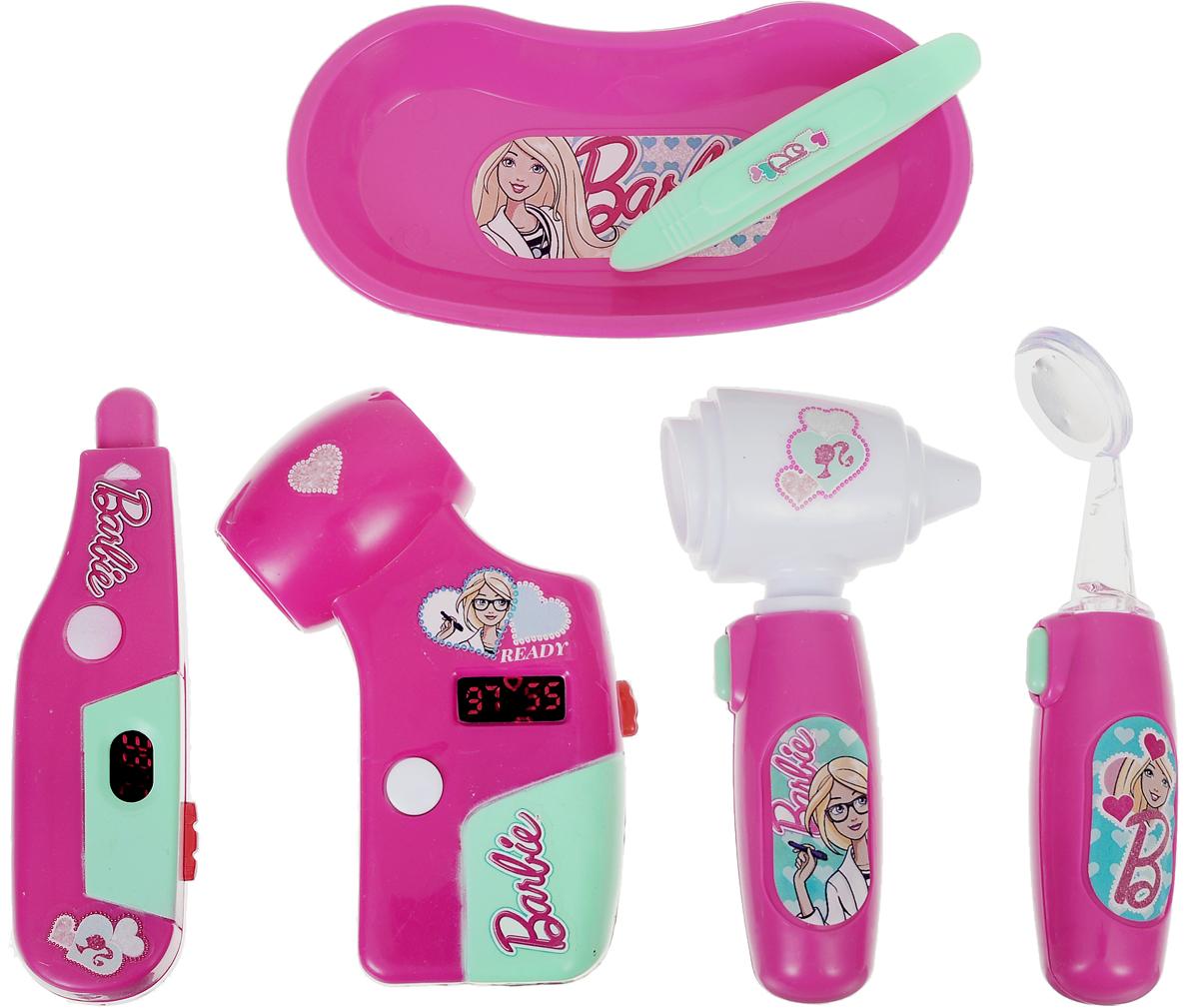 Corpa Игровой набор Юный доктор Barbie 6 предметов