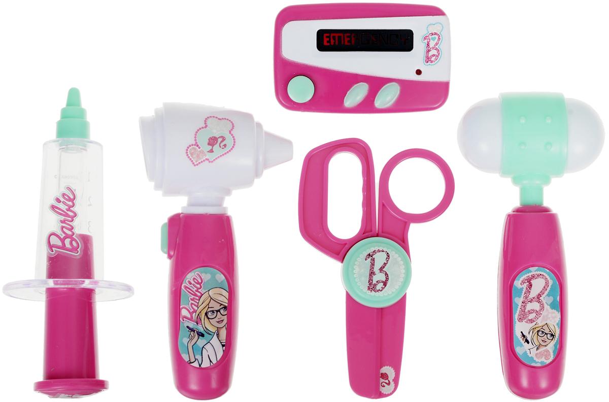 Corpa Игровой набор Юный доктор Barbie 5 предметов машинки barbie игровой набор фургон