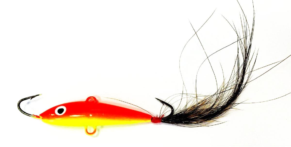 Балансир Asseri, цвет: красный, желтый, длина 4 см, вес 3 г. 509-P4004509-P4004При изготовлении балансира Asseri разработчики учитывали пожелания рыболовов из разных уголков нашей страны, стран Балтии и Скандинавии. Форма и оснащения приманки позволяет не боясь использовать ее в местах с большим количеством зацепов, ведь результаты при ловле в крепких местах могут превзойти самые смелые ожидания.