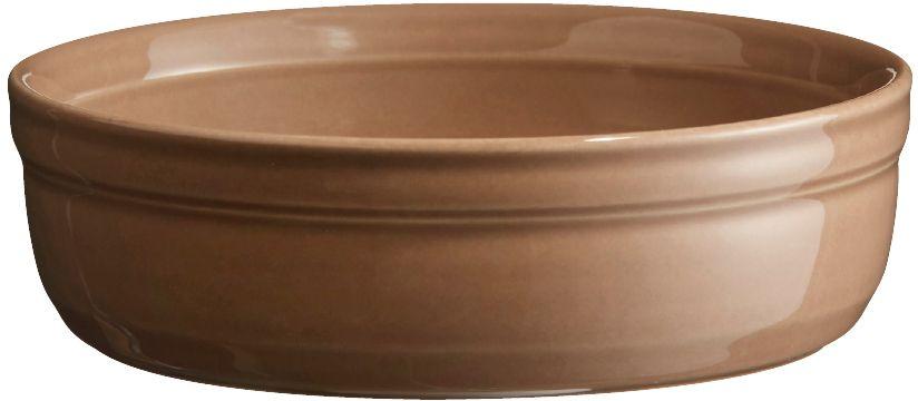 Рамекин Emile Henry, цвет: мускат, диаметр 12 см961013Порционная форма рамекин Emile Henry предназначена как для готовки, так и для сервировки отдельных порций. Идеально подходит для кухни в загородном доме. Высокопрочная керамика (HR ceramic) великолепно распределяет и сохраняет тепло, что и требуется для приготовления помадок, гратенов, рассыпчатых и открытых пирогов. Форма не боится перепадов температур, и ее можно ставить в духовку сразу после того, как она была вынута из морозильной камеры. Покрытие формы устойчиво к появлению сколов и царапин, а его цвет остается ярким даже после многократного использования в посудомоечной машине.