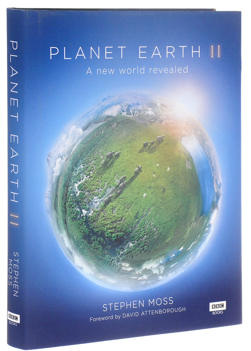 Planet Earth II: A New World Revealed leslie garrett earth smart how to take care of the environment level 2