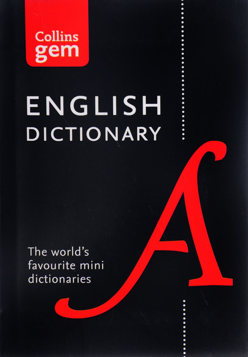 English Dictionary collins russian gem dictionary