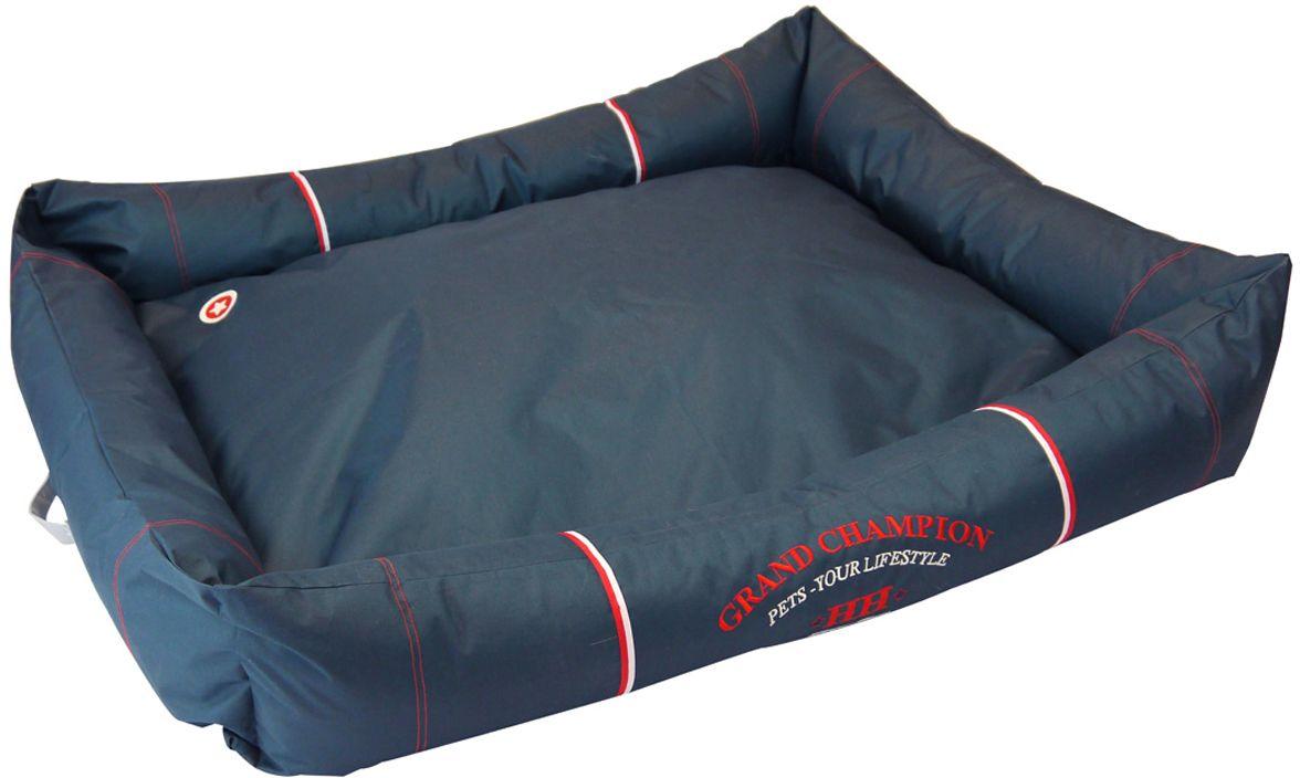 Лежак для животных Happy House Sport, 115 х 95 х 20 см лежак дарэлл хантер лось 2 с подушкой 55 40 16см
