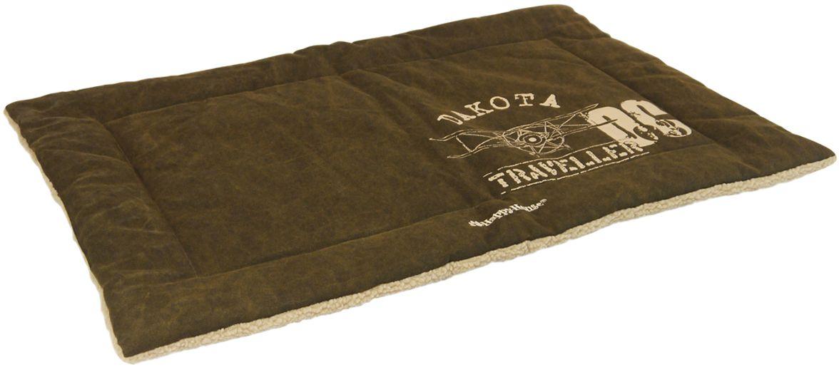 Подстилка для животных Happy House  Dakota , цвет: темно-коричневый, 105 х 70 х 5 см - Лежаки, домики, спальные места