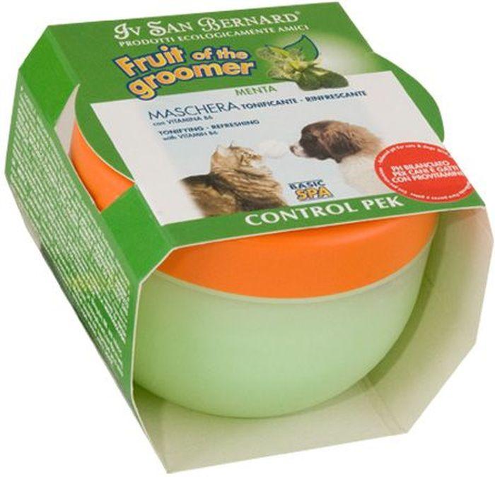 Восстанавливающая маска Iv San Bernard Мята, для любого вида шерсти, с витамином В6, 250 млШг-10100Маска разработана для любого типа шерсти собак и кошек. Питает, увлажняет, тонизирует и восстанавливает кожный и волосяной покровы, делает шерсть блестящей, придает ей ухоженный вид. Освежающие свойства эфирных масел мяты сочетаются с защитным и укрепляющим действием витамина В6. Мята охлаждает кожу, совместно с ароматом предотвращает появление блох и других кровососущих насекомых. Применение: Маску разбавить водой в пропорции 1:10. Воду добавлять постепенно, тонкой струйкой, хорошо размешивая. Легкими массирующими движениями по росту шерсти распределить и оставить на 3-5 минут, после чего смыть.