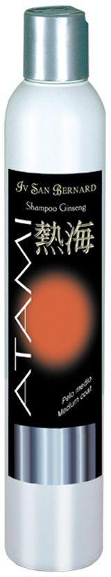 Шампунь антиоксидант Iv San Bernard Женьшень, для шерсти средней длины и в период линьки, 250 мл гербион женьшень в иркутске