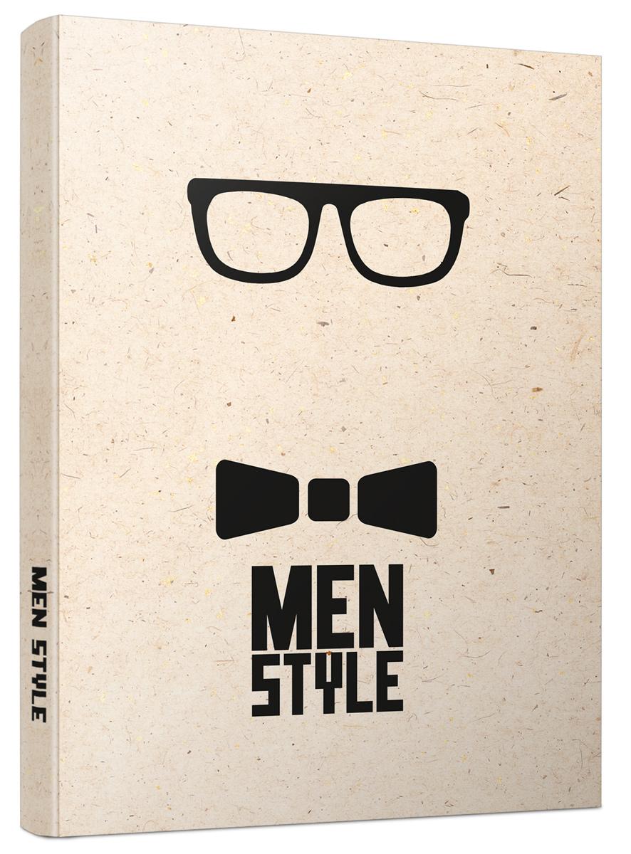 Попурри Блокнот Men Style 80 листов в клетку/линейку блокнот любовное послание 80 листов