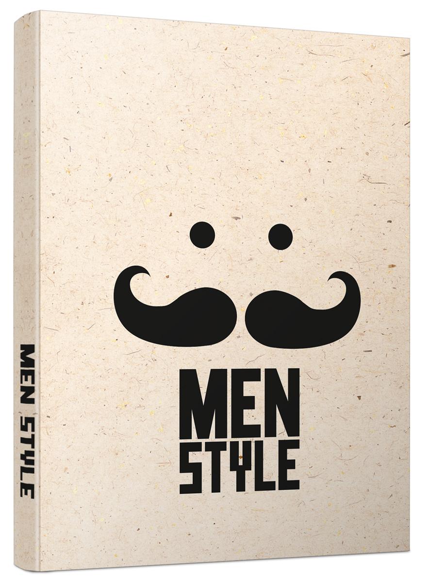 Попурри Блокнот Men Style 80 листов в клетку/линейку 01382 попурри записная книжка орнамент 80 листов в клетку линейку 00767