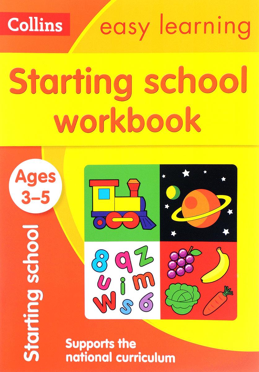 Starting School Workbook