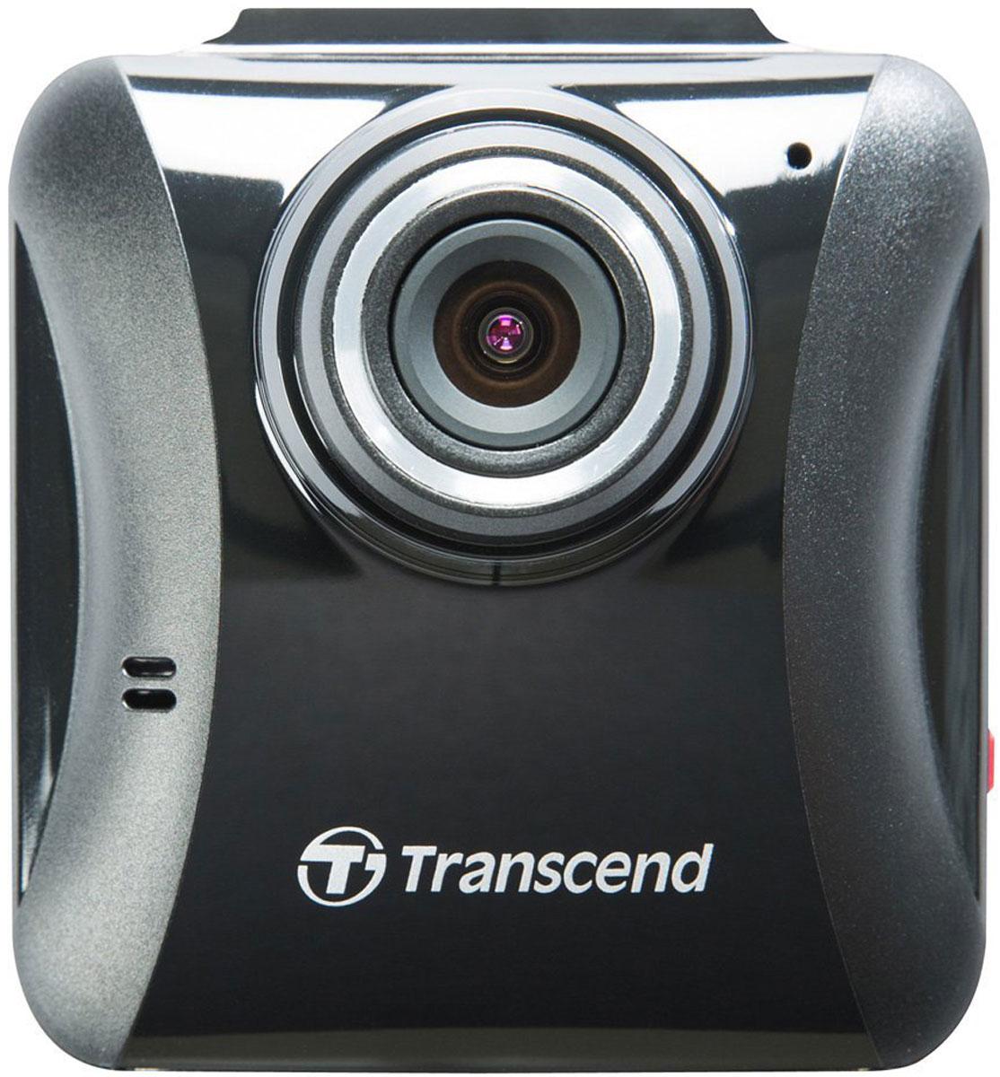 Transcend DrivePro 100 видеорегистратор автомобильный + microSD 16GbTS16GDP100MВне зависимости от времени суток, автомобильный видеорегистратор DrivePro 100 - ваш надёжный видеосвидетель. Встроенный аккумулятор позволяет вести запись в течение 30 секунд после отключения электропитания, что дает максимальную уверенность в том, что видеорегистратор сохранит все важные моменты. DrivePro 100 оснащен объективом с широким углом обзора, состоящим из шести стеклянных линз, который позволяет снимать кристально-четкое видео высокой четкости в формате Full HD, имеет функцию захвата кадров и оснащен ярким цветным 2,4-дюймовым ЖК-дисплеем. DrivePro 100 прост в установке и настройке, а также оснащен функцией автоматического включения и выключения (Auto Power On/Off). Более того, доступный для бесплатной загрузки программный пакет DrivePro Toolbox для Windows позволяет с легкостью воспроизводить на ПК записанные видеорегистратором видеофайлы.DrivePro 100 оснащен объективом с большой диафрагмой (f/1.8) и способен автоматически подстраиваться под различные условия освещения, точно фиксируя все детали текущей дорожной обстановки, вне зависимости от времени суток, в том числе, номерные знаки соседних автомобилей.Благодаря наличию встроенного литий-полимерного аккумулятора пользователю не нужно опасаться внезапных перебоев электропитания в результате автомобильной аварии. Даже при отсутствии питания от автомобильной электросети DrivePro 100 способен продолжить запись в течение 30 секунд, позволяя сохранить все важнейшие доказательства. Также запись можно инициировать вручную и при полностью заряженной батарее вести съемку в течение 30 минут.Удобная функция сохранения фотографий позволяет сохранять снимки в формате .jpg во время записи видео. После инцидента пользователь может вынуть DrivePro 100 из автомобиля, чтобы снять место происшествия.Угол обзора камеры видеорегистратора составляет 130°, а его Full HD-матрица позволяет записывать четкое и плавное (30 кадров/сек) видео с разрешени