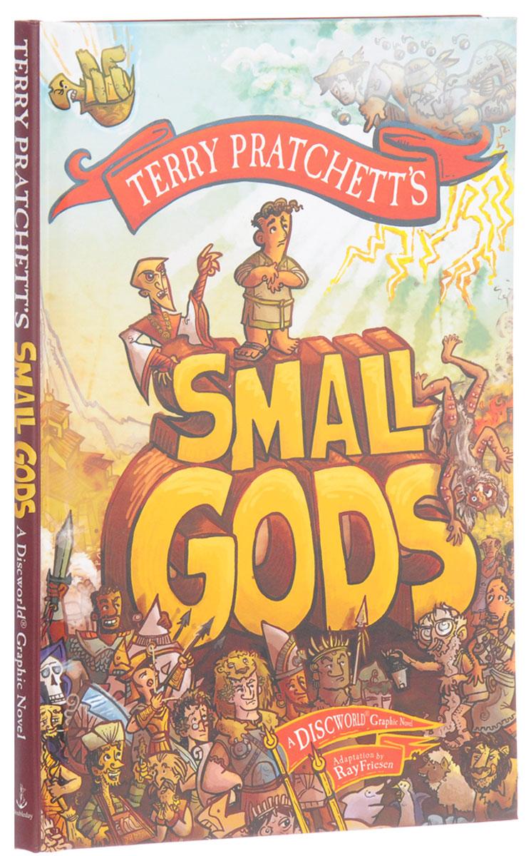 Small Gods: A Discworld Graphic Novel the discworld almanak