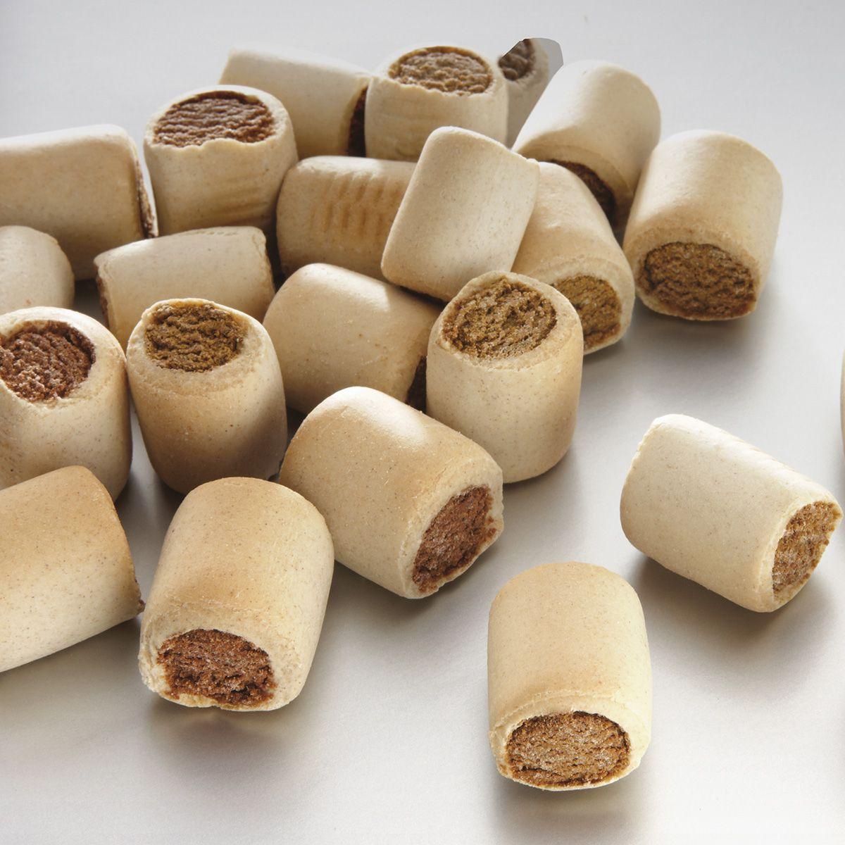 Лакомство для собак Meradog Meaty Rolls Mix, микс-роллы, 10 кг