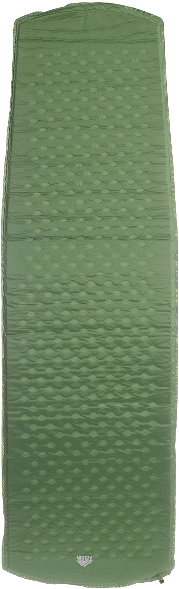 Коврик самонадувающийся Trek Planet Camp Lite 25, 183 х 51 х 2,5 см fluted sleeve bardot blouse