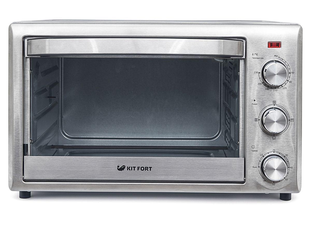 Kitfort КТ-1702 духовка электрическая - Духовые шкафы