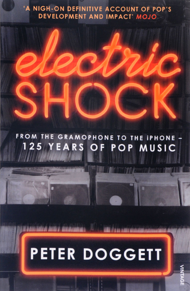 Electric Shock. From the Gramophone to the iPhone - 125 Years of Pop Music the fast and the furious music from and inspired by the motion picture