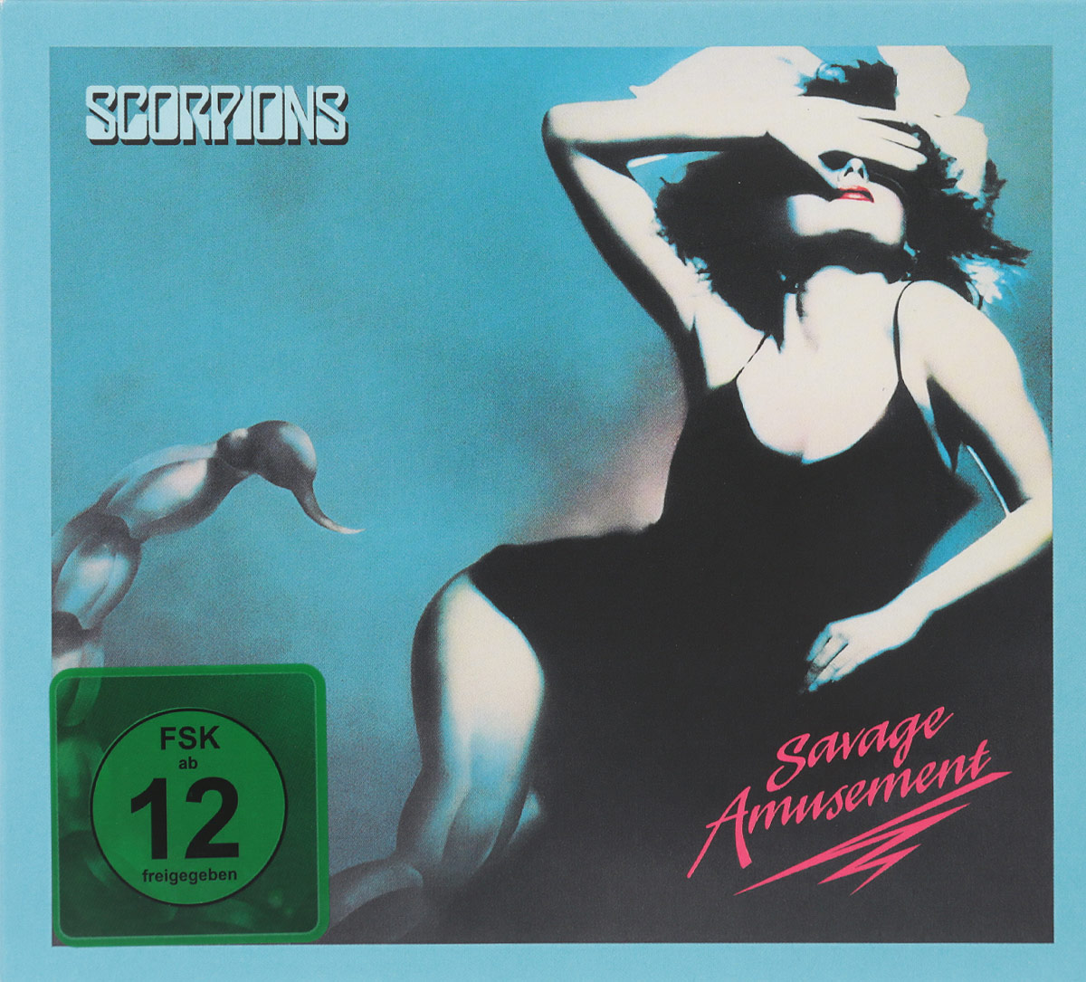 Scorpions Scorpions. Savage Amusement. 50th Anniversary Deluxe Edition (CD + DVD) scorpions – born to touch your feelings best of rock ballads cd