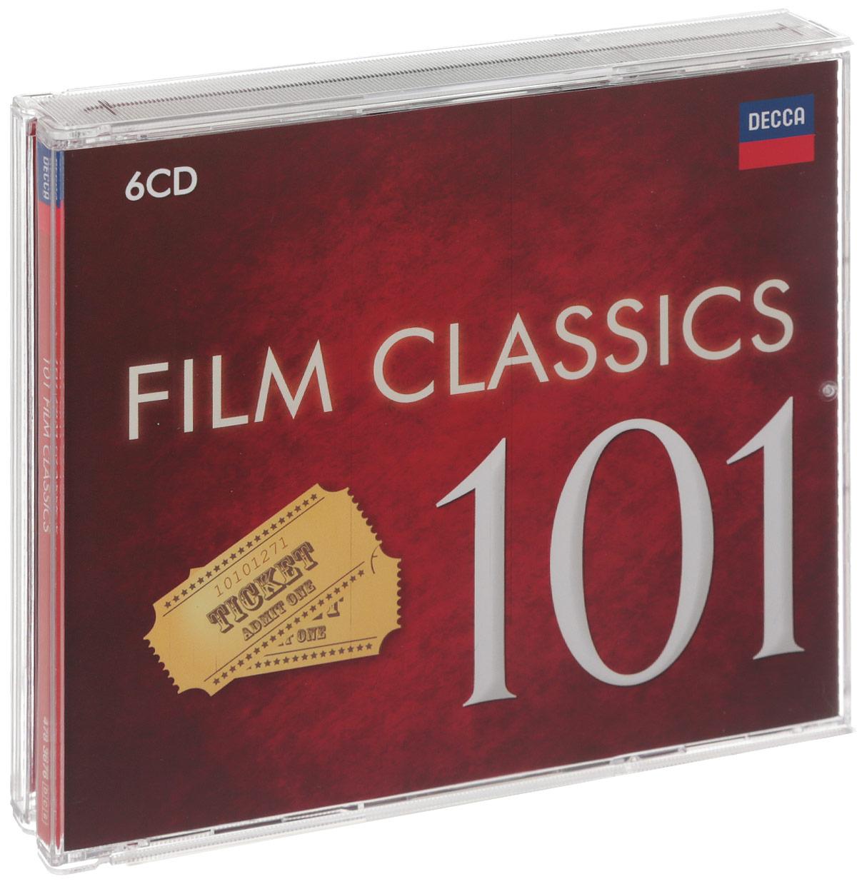 101 Film Classics (6 CD) 101 vivaldi 6 cd