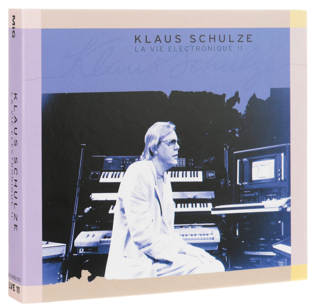 Klaus Schulze. La Vie Electronique 11 (3 CD)