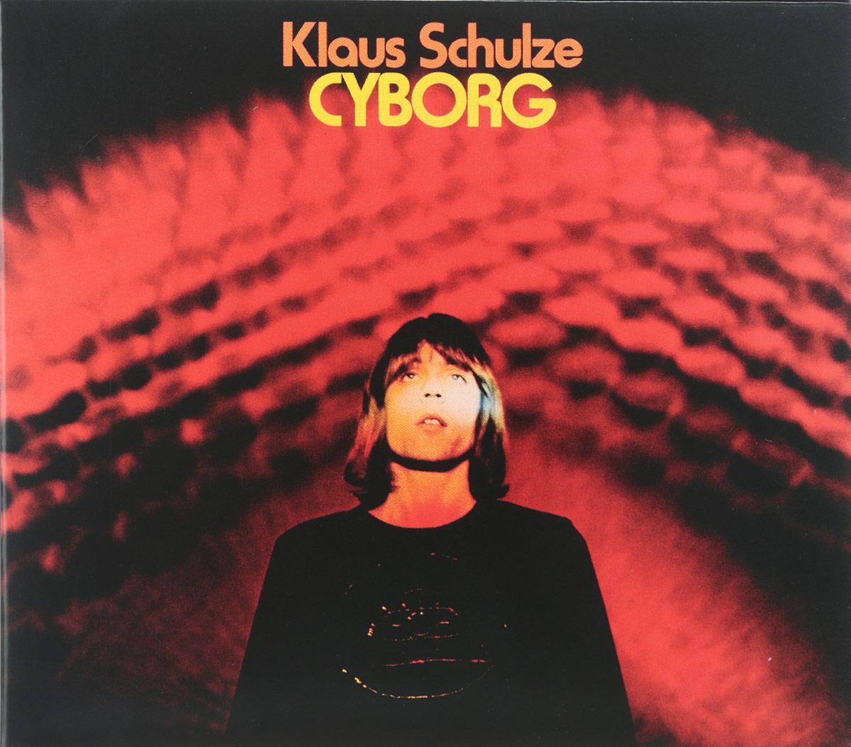 Klaus Schulze. Cyborg (2 CD)
