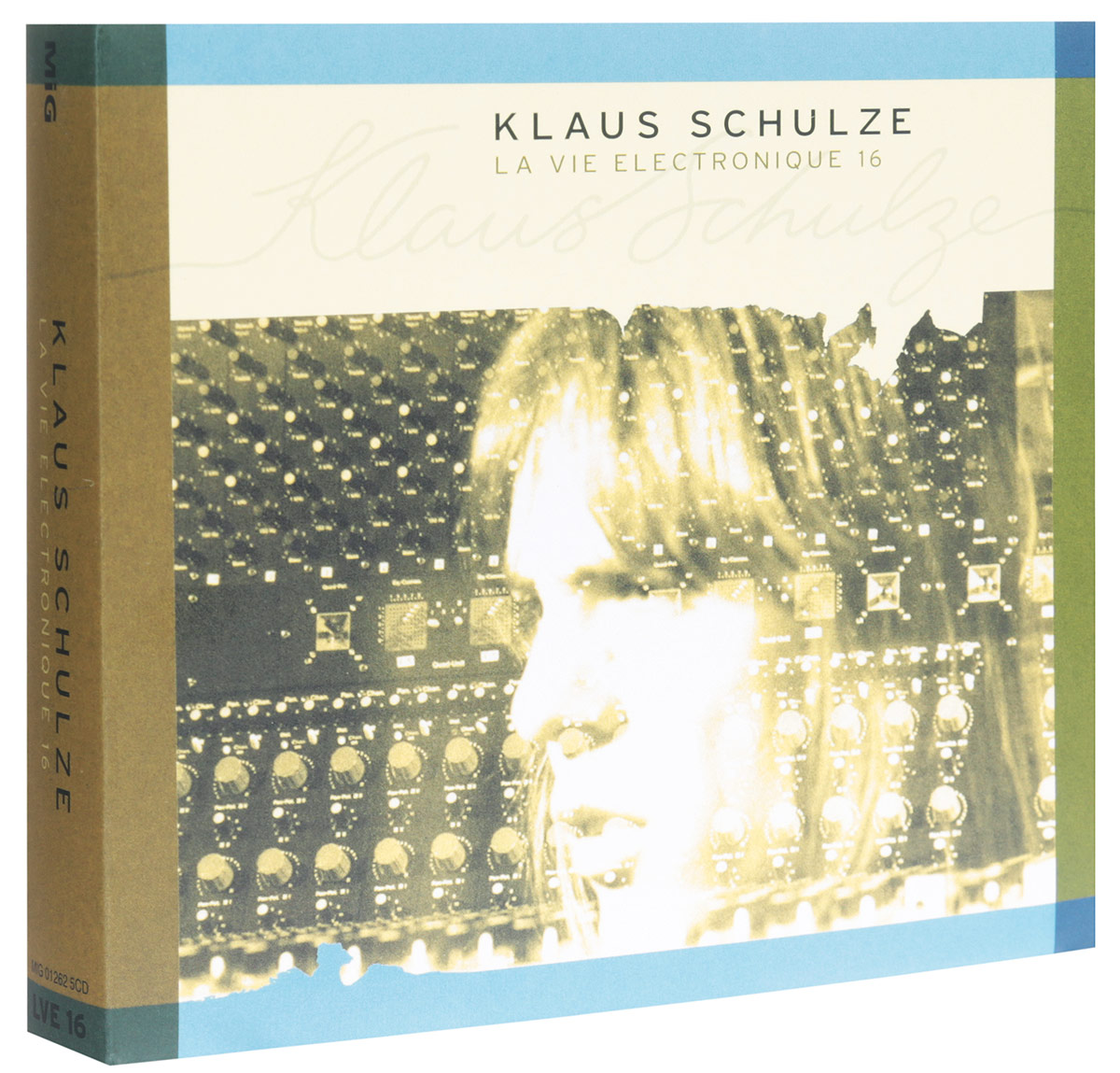 Клаус Шульце Klaus Schulze. La Vie Electronique 16 (5 CD) клаус шульце klaus schulze la vie electronique 11 3 cd
