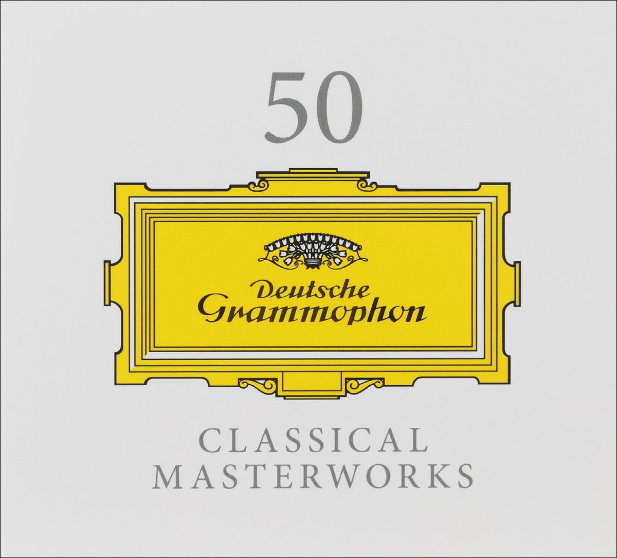 50 Classical Masterworks (3 CD)