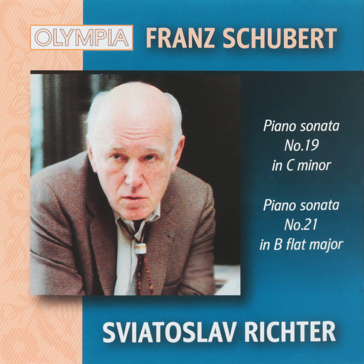 Святослав Рихтер Sviatoslav Richter. Franz Schubert. Piano Sonatas миша майский franz schubert songs without words mischa maisky daria hovora