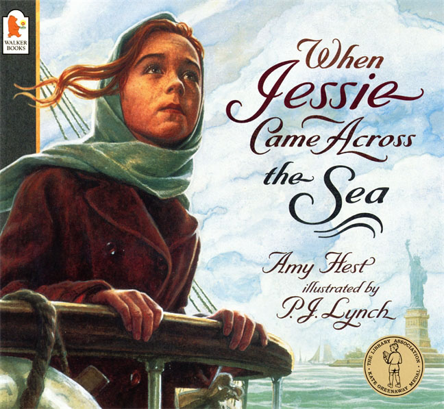 When Jessie Came Across the Sea drake samuel adams the young vigilantes a story of california life in the fifties