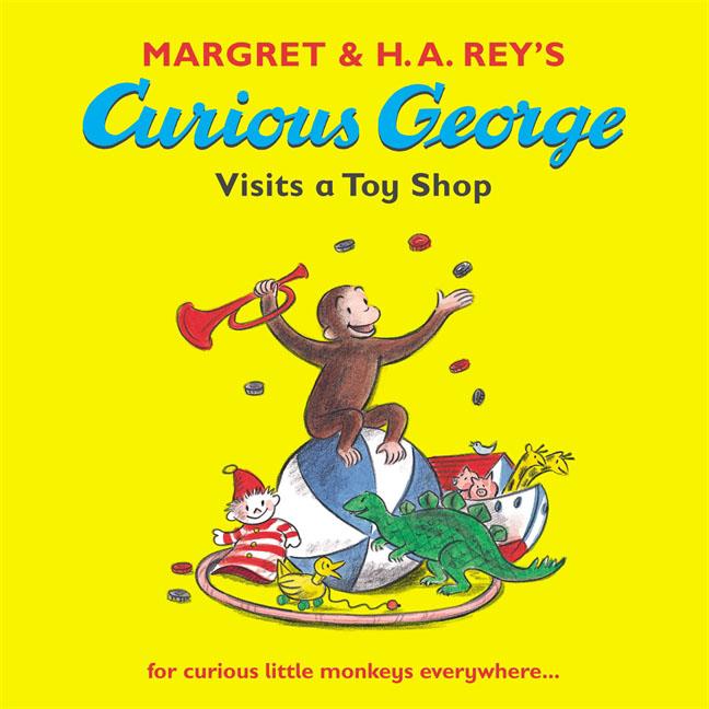Curious George Visits a Toy Shop,  - купить со скидкой