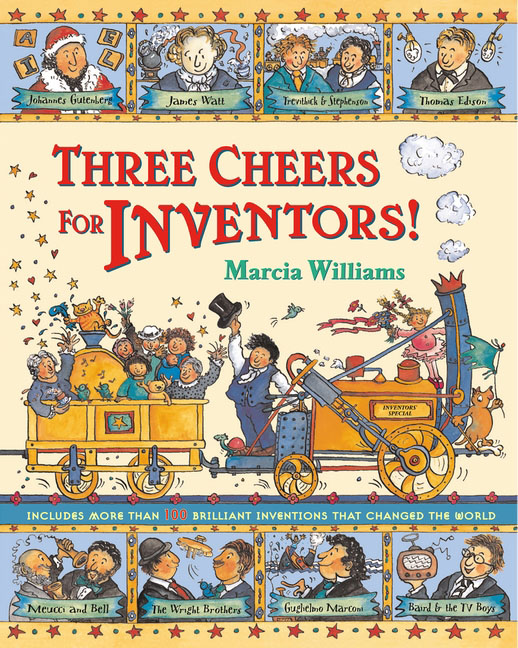 Three Cheers for Inventors! three cheers for women