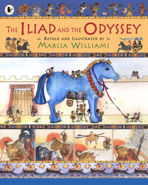 цена The Iliad and the Odyssey онлайн в 2017 году