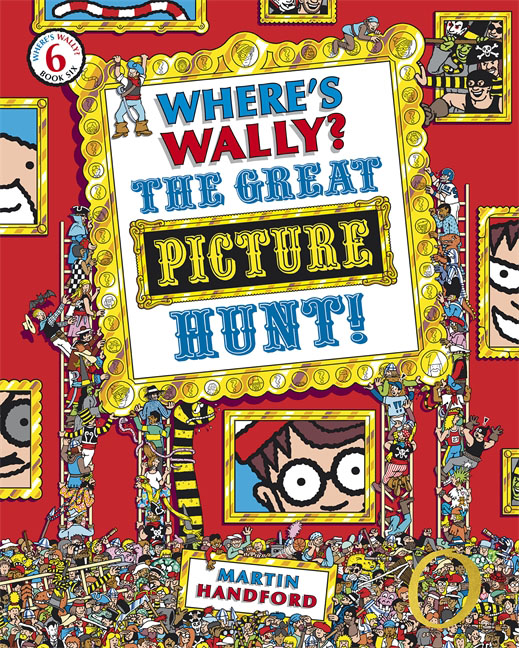 Where's Wally? The Great Picture Hunt seeing things as they are