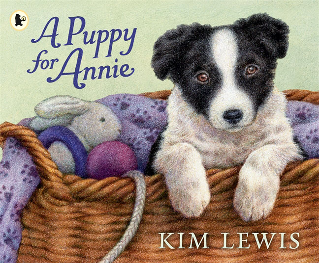 A Puppy for Annie forrest bess