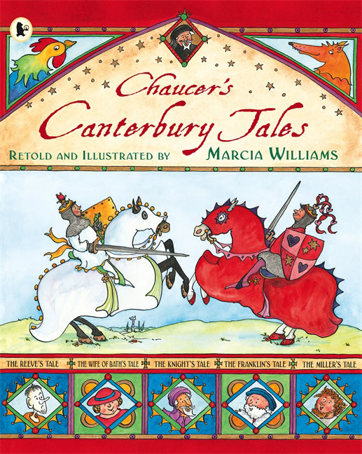 Chaucer's Canterbury Tales the canterbury tales a selection