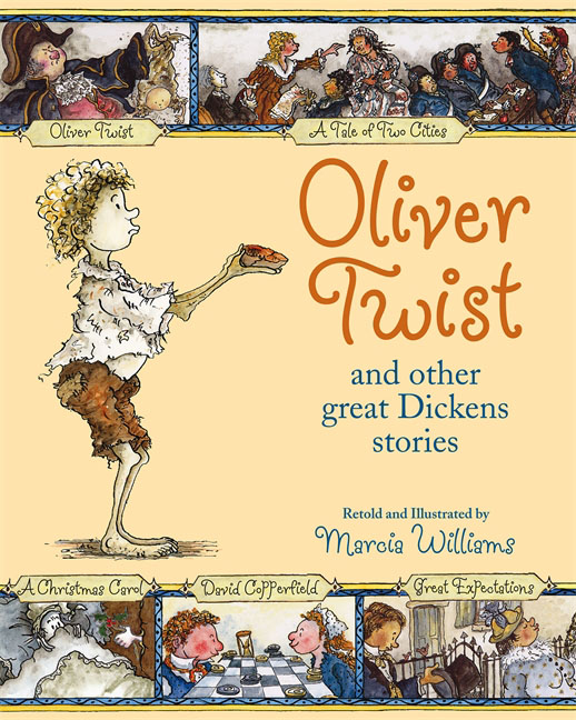 Oliver Twist and Other Great Dickens Stories купить