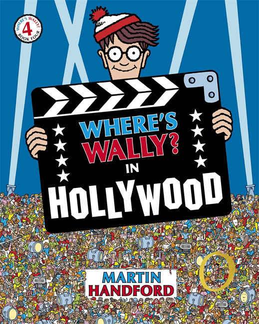 Where's Wally? In Hollywood wally olins the brand handbook