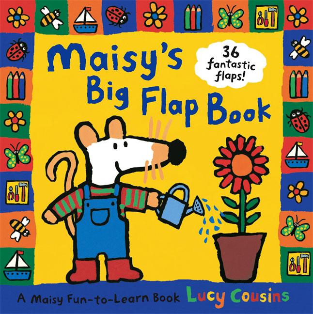 Maisy's Big Flap Book supermarket gremlins lift the flaps book