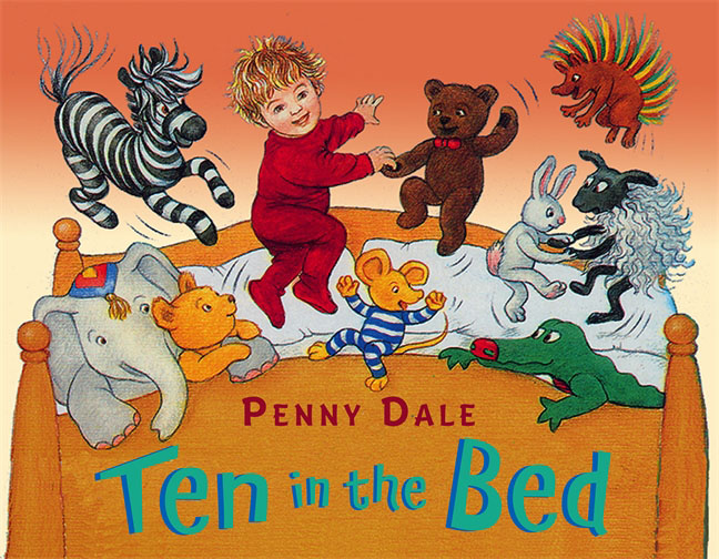 Ten in the Bed penny dale ten out of bed
