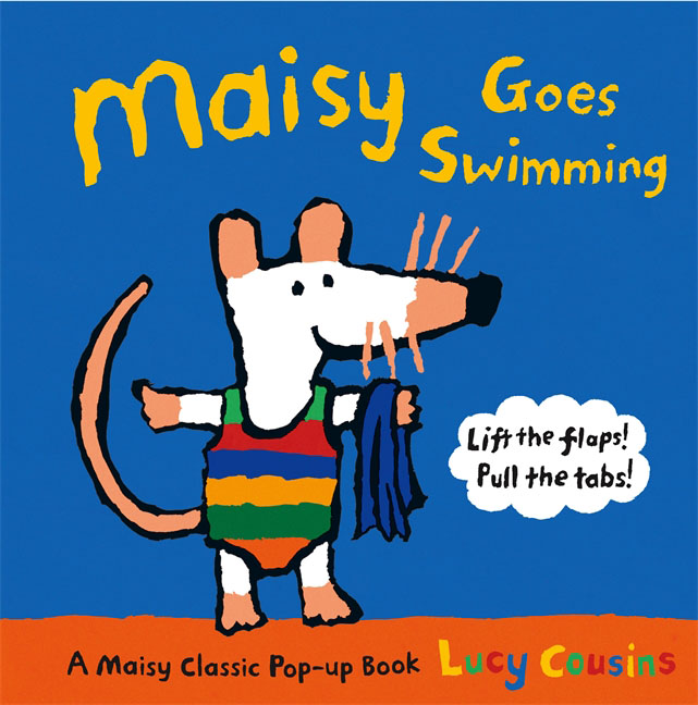 Maisy Goes Swimming maisy s farm sticker book