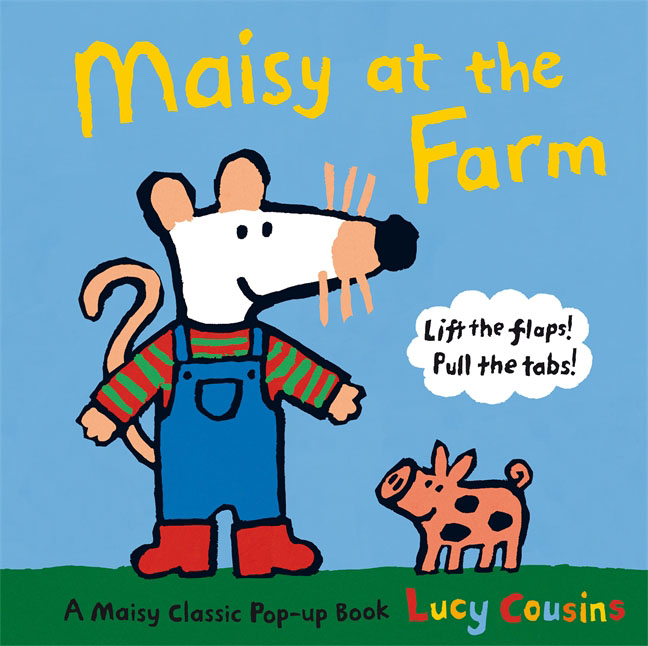 Maisy at the Farm where are maisy s friends