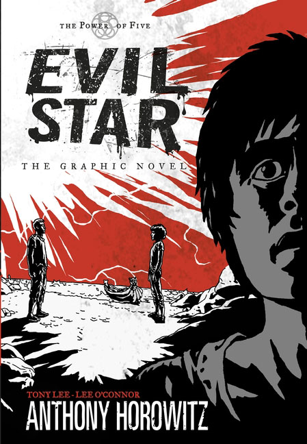 The Power of Five: Evil Star - The Graphic Novel the power of five evil star