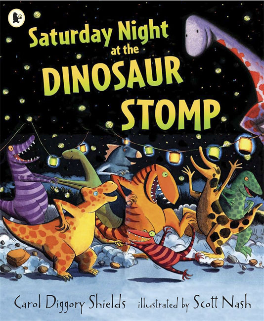 наклейки на сноуборд volcom let it storm stomp black Saturday Night at the Dinosaur Stomp