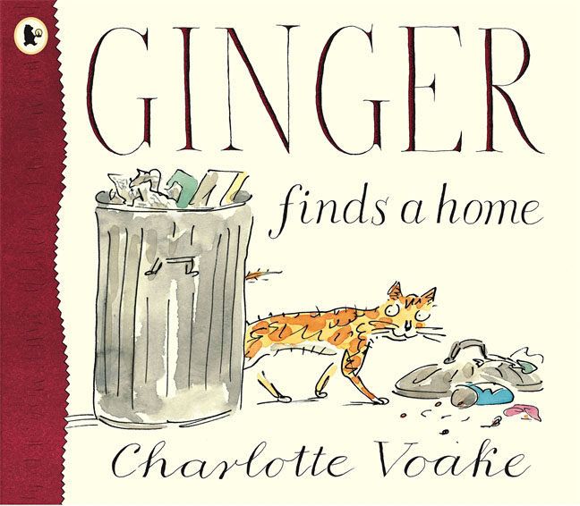 Купить Ginger Finds a Home,