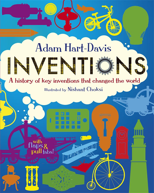 Inventions: A History of Key Inventions that Changed the World inventions that changed the world level 4 cd