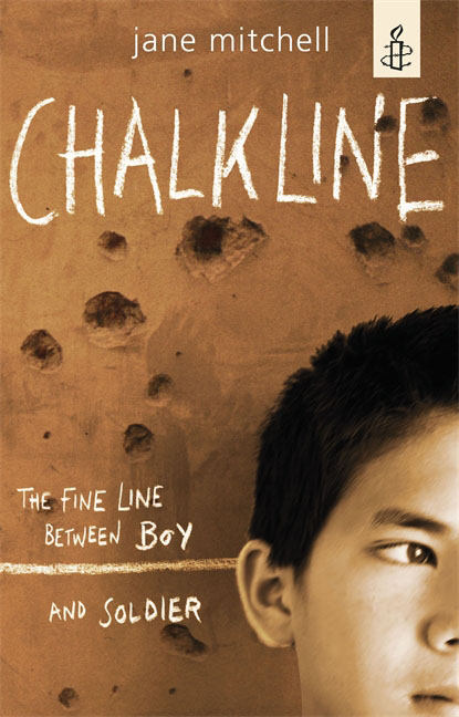 Chalkline sanjaya aryal use of child soldiers in nepal