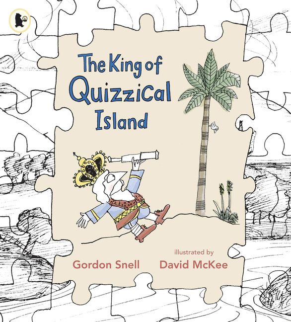 The King of Quizzical Island the brides of rollrock island