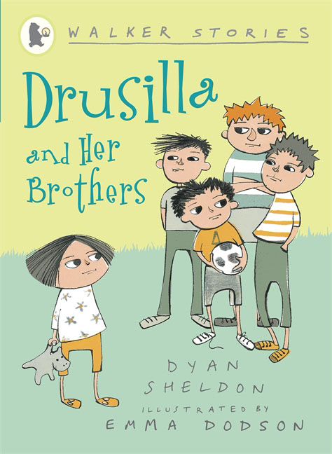 Drusilla and Her Brothers the hippopotamus
