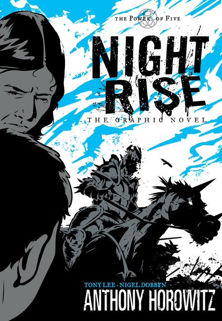 Power of Five: Nightrise - The Graphic Novel [sa] original authentic special sales p f safety relays vaa 4ea kf2 ze r spot